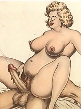 old naughty porn cartoon